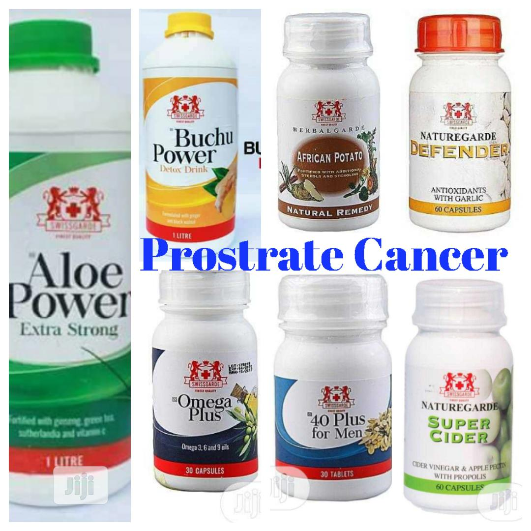 Archive: Swissgarde Prostrate Cancer Natural Remedy Free Delivery