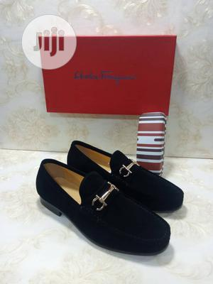 Black Suede Shoe for Men | Shoes for sale in Lagos State, Lagos Island (Eko)