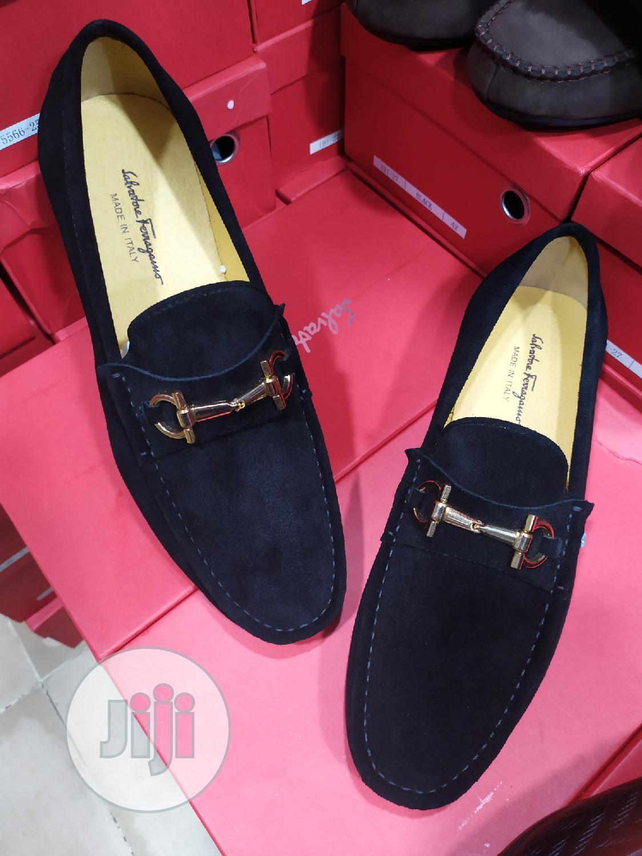 Black Suede Shoe for Men | Shoes for sale in Lagos Island (Eko), Lagos State, Nigeria