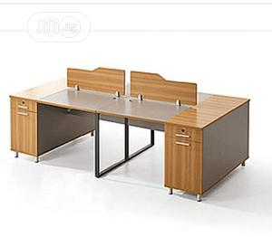 Quality Office Work Station | Furniture for sale in Lagos State, Ikeja