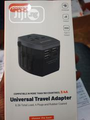 Universal Travel Adapter | Accessories for Mobile Phones & Tablets for sale in Lagos State, Ikeja