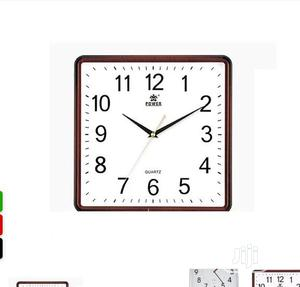 Wifi Wall Clock With Hidden Camera For Smartphones | Security & Surveillance for sale in Lagos State, Ikeja