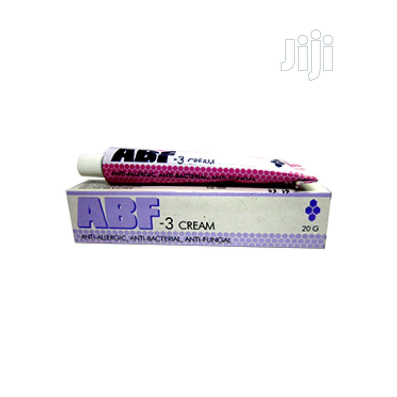 ABF-3 Cream