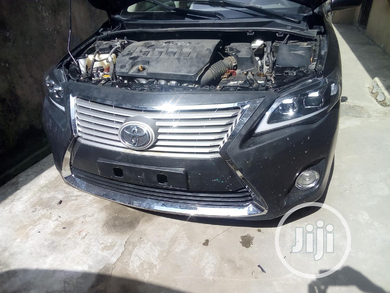 Upgrade Ur Toyota Camry 2007 To 2015