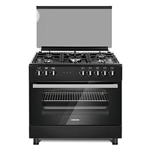 Bruhm 5 Gas Burners Gas Cooker | Kitchen Appliances for sale in Delta State, Sapele