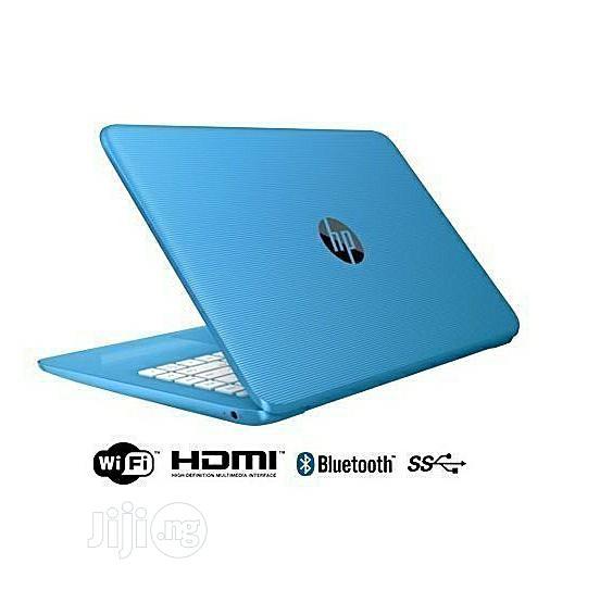 Archive: New Laptop HP Stream 11 4GB Intel Celeron SSD 32GB