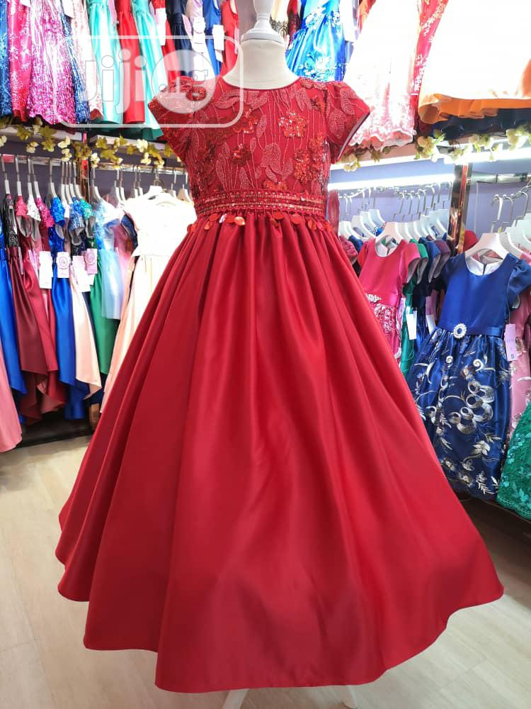 Beautiful Children Flare Gown | Children's Clothing for sale in Yaba, Lagos State, Nigeria