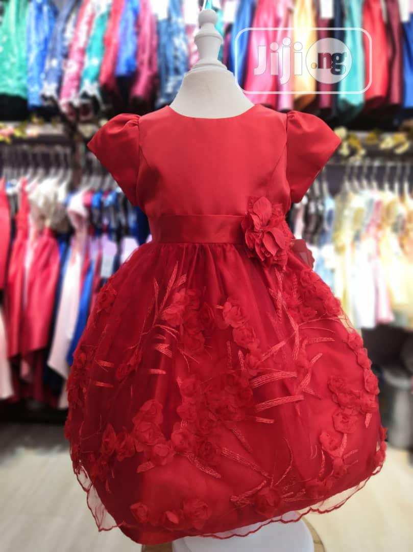 Beautiful Turkey Ball Gown for Children