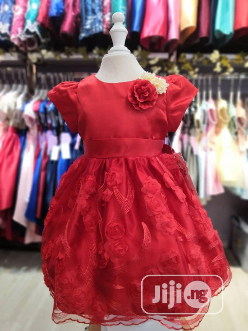 Beautiful Turkey Ball Gown for Children | Children's Clothing for sale in Yaba, Lagos State, Nigeria