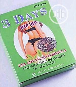 3 Days Hip Up - Effective Bust, Hips Butt Enlargement Capsule   Sexual Wellness for sale in Lagos State, Ikoyi