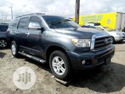 Toyota Sequoia 2009 Gray | Cars for sale in Lagos State, Apapa