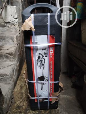 50kg With Box   Sports Equipment for sale in Lagos State, Surulere