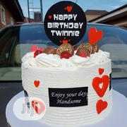 Whipped Cream Cake | Wedding Venues & Services for sale in Abuja (FCT) State, Jabi