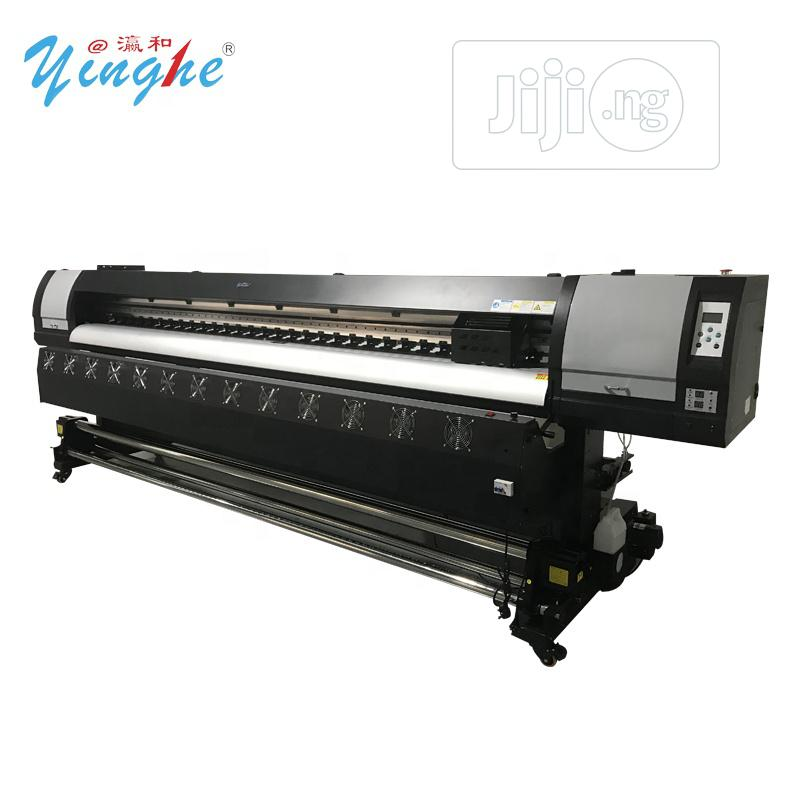 Brand New 10ft 3.2m Yinghe Eco Solvent Large Format Printing Machine