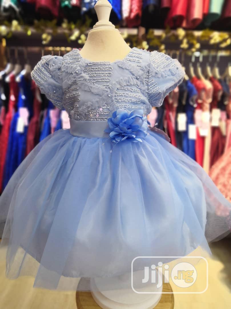 Beautiful Turkey Gown For Children