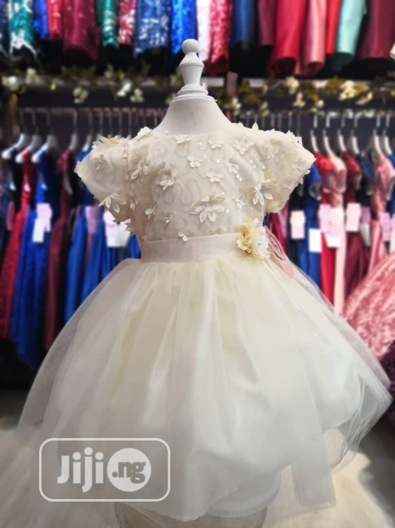 Beautiful Turkey Gown For Children | Children's Clothing for sale in Yaba, Lagos State, Nigeria