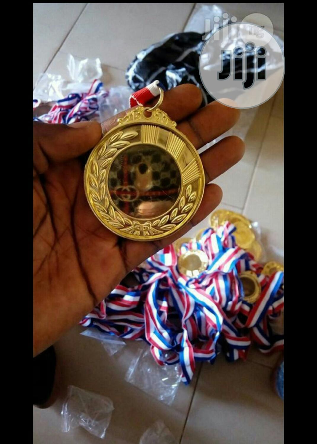 Archive: Gold Medal