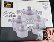 JLO Original 10pcs Set Casserole | Kitchen & Dining for sale in Lagos State, Lagos Island