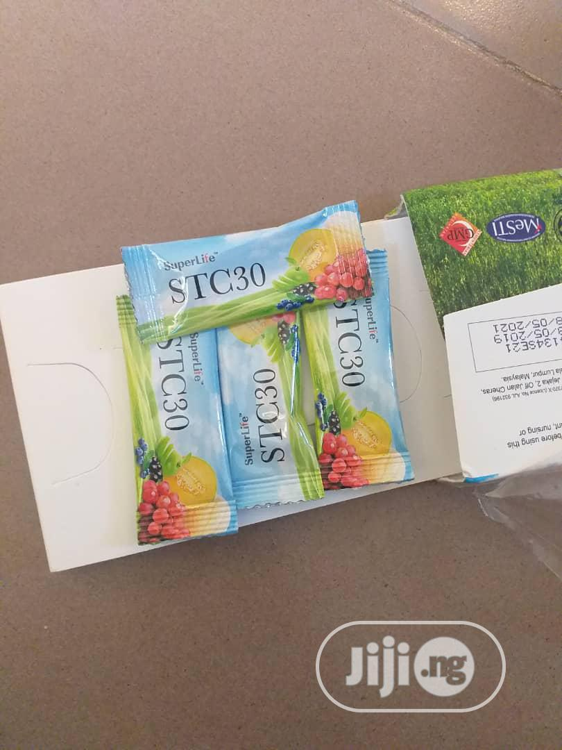 Stc30 Supplement | Vitamins & Supplements for sale in Ifako-Ijaiye, Lagos State, Nigeria