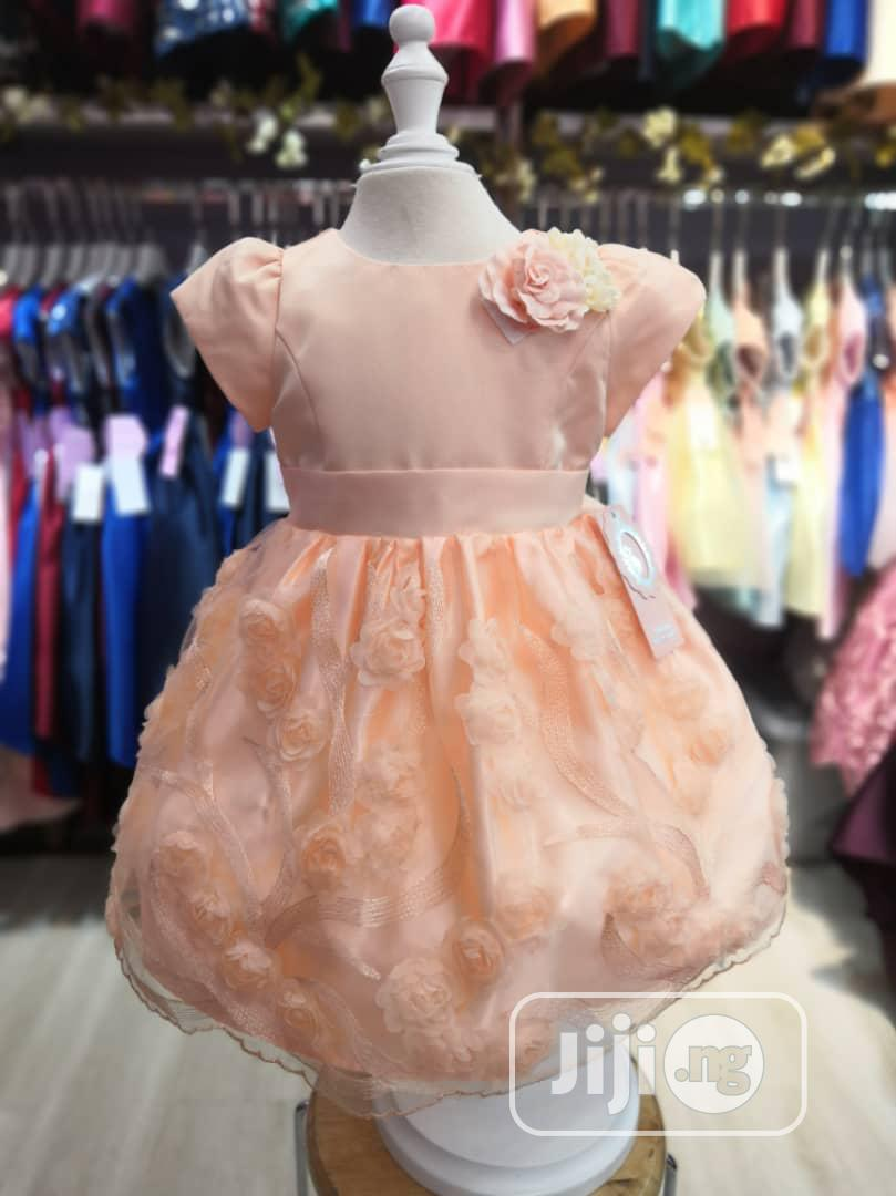 Adorable Turkey Barley Gown | Children's Clothing for sale in Yaba, Lagos State, Nigeria