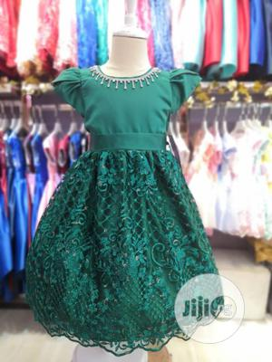 Adorable Beautiful Barley Turkey Gown   Children's Clothing for sale in Lagos State, Yaba