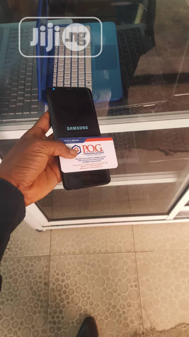 Samsung Galaxy S9 Plus 64 GB Black | Mobile Phones for sale in Ikorodu, Lagos State, Nigeria