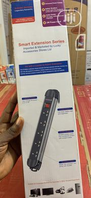 Schneider Germany 5-ways Smart Extension   Accessories & Supplies for Electronics for sale in Lagos State, Ikeja