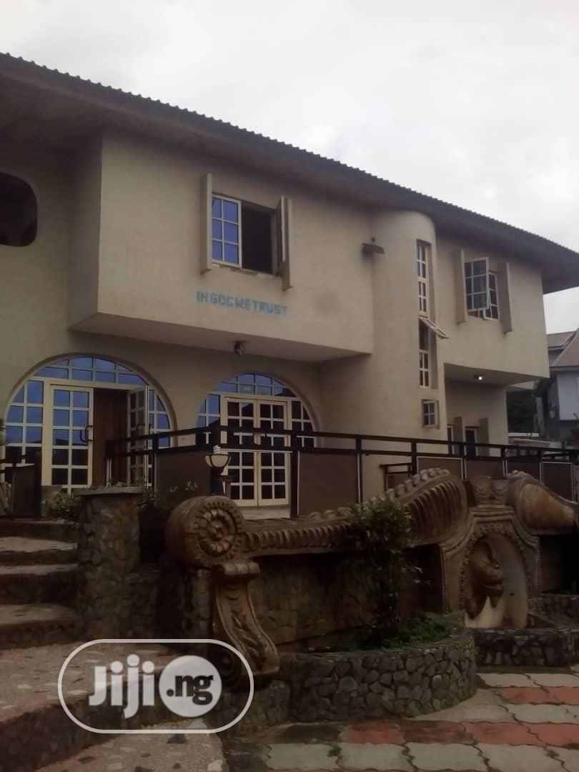 5 Bedroom Duplex On 2000m² At Subuola, Agodi Ibadan