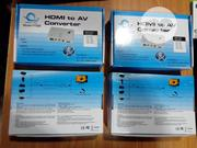 HDMI To AV Converter | Accessories & Supplies for Electronics for sale in Lagos State, Lagos Island