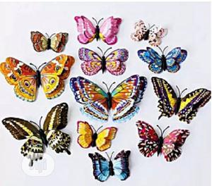 Colour Changing Butterfly LED Home/Fairy Party Decor Light | Home Accessories for sale in Lagos State