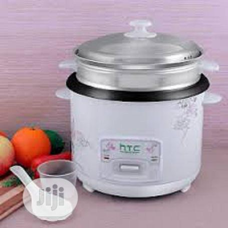 HTC Electric Rice Cooker | Kitchen Appliances for sale in Isolo, Lagos State, Nigeria