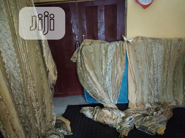 A New Curtains For Sale.   Home Accessories for sale in Iju/Itaogbolu, Ondo State, Nigeria