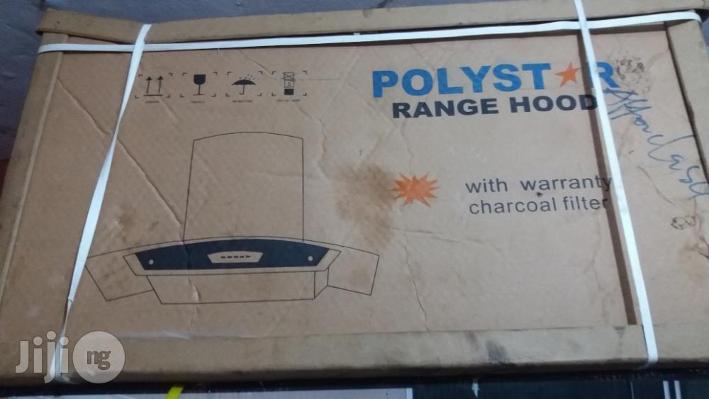 Polystar Kitchen Hood Extractor 6burner