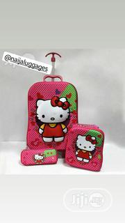 Kitty School Bag Trolley | Babies & Kids Accessories for sale in Lagos State, Lagos Island