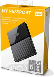 Western Digital 4TB My Passport Portable External Hard Drive   Computer Hardware for sale in Lagos State, Ikeja