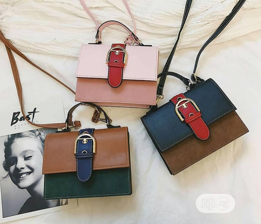 Ladies Shoulder Crossbag   Bags for sale in Ilupeju, Lagos State, Nigeria