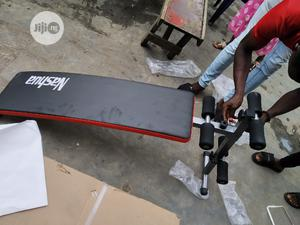 Sit Up Bench Tummy Trimmer | Sports Equipment for sale in Lagos State, Surulere