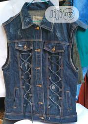 Jeans Jacket Unisex Clothing   Clothing for sale in Lagos State, Lagos Island