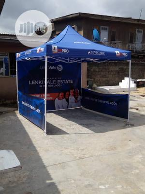 Roll Up.. And Gazebo Stand   Garden for sale in Lagos State, Shomolu