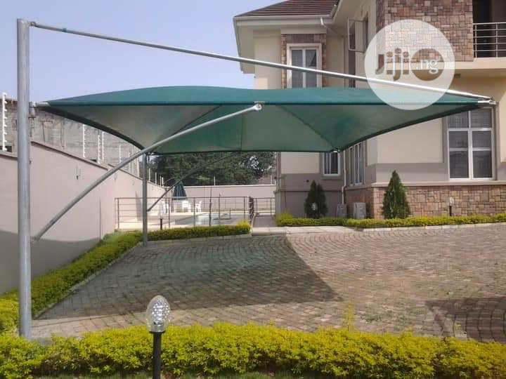 Clean Carport Available And Affordable