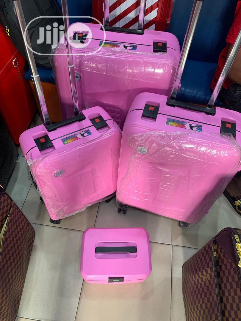 Luggage Box Complete Set Available As Seen Order Yours Now | Bags for sale in Lagos Island, Lagos State, Nigeria