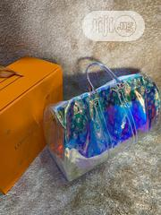 Louis Vuitton Transparent Handcarry Bag Available as Seen Order | Bags for sale in Lagos State, Lagos Island