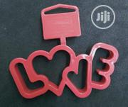 "Wilton ""Love"" Cookie Cutter 