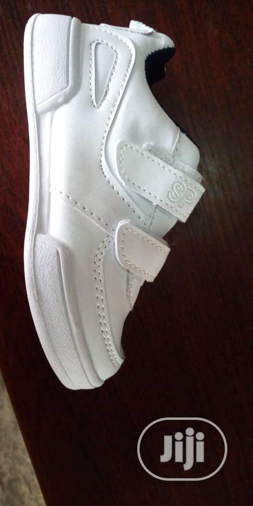 Archive: Back to School White Canvas