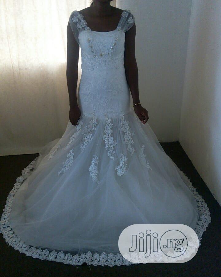Rent Mermaid Wedding Dress