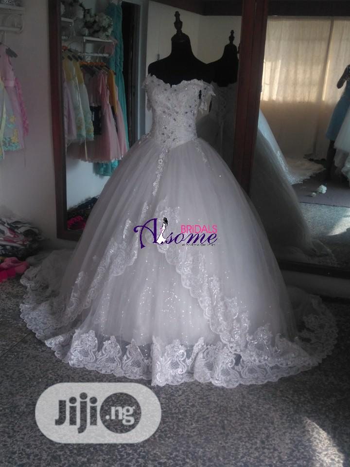 Rent Lux Ball Gown
