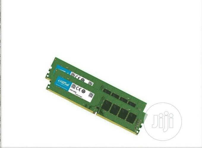 16gb Ddr4 Desktop Memory   Computer Hardware for sale in Ikeja, Lagos State, Nigeria