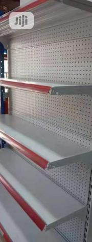 Double Faces Shelves | Store Equipment for sale in Lagos State, Alimosho