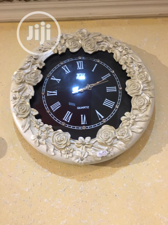 Exotic Classic Wall Clock