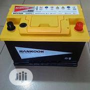 Hankook 62ahs Car Battery | Vehicle Parts & Accessories for sale in Abuja (FCT) State, Gudu